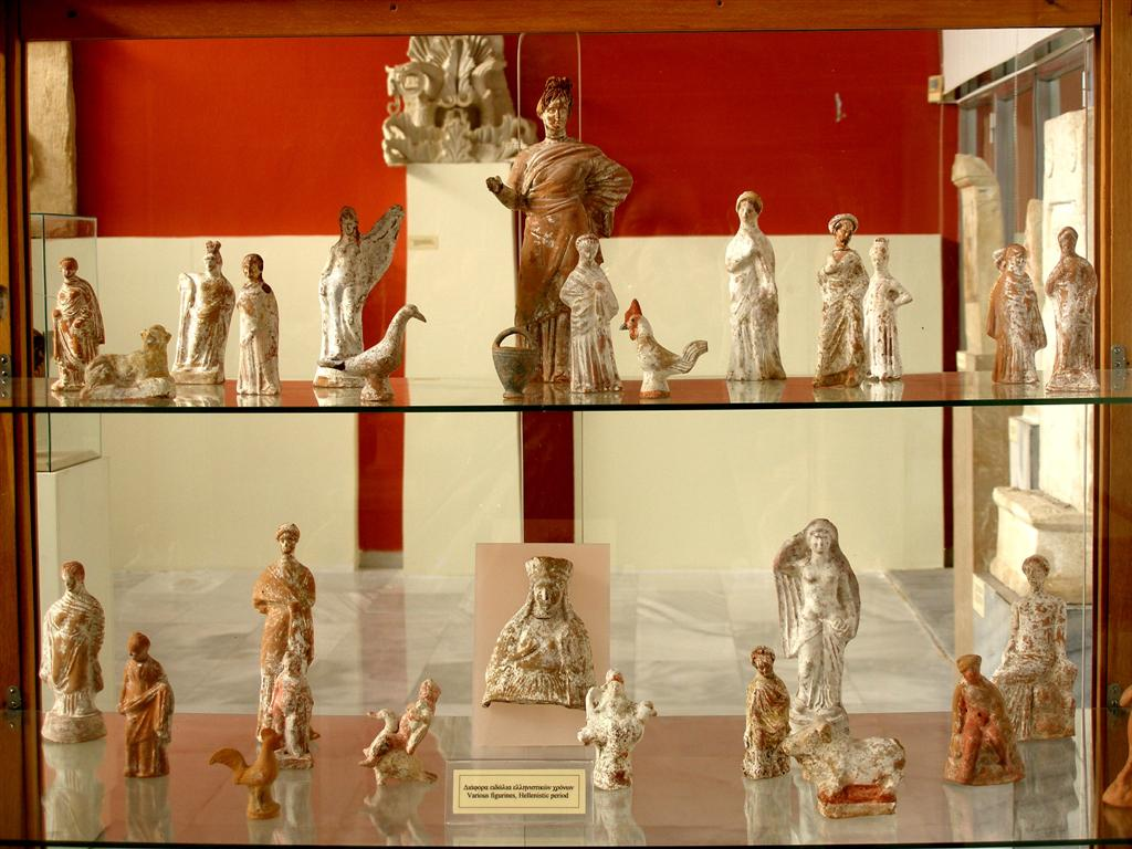 Archaeological Museum of Kavala : Public Benefit ...